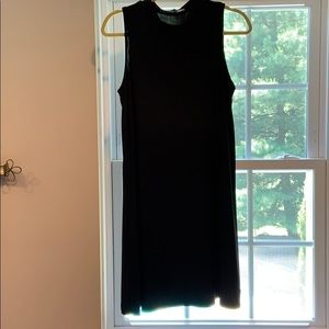 NWT Black dress size large